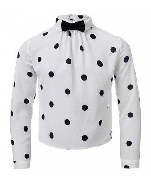 fc15feda3205ac Outlet. Blouse dots. LOOXS Revolution