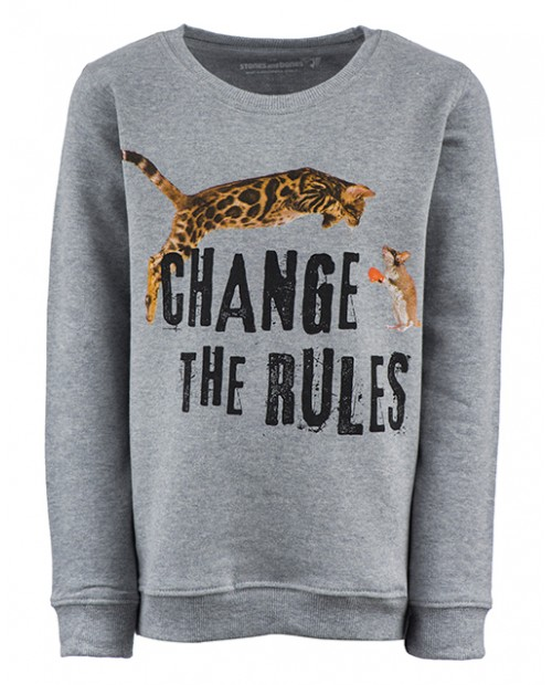 Sweater Impress - Change The Rules
