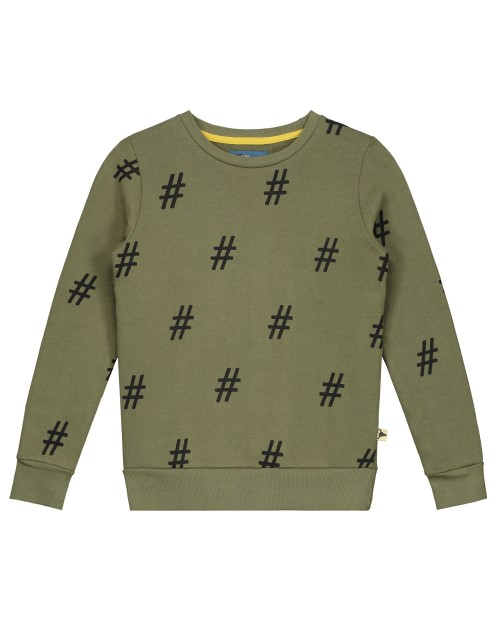Sweater Obey - Hashtags
