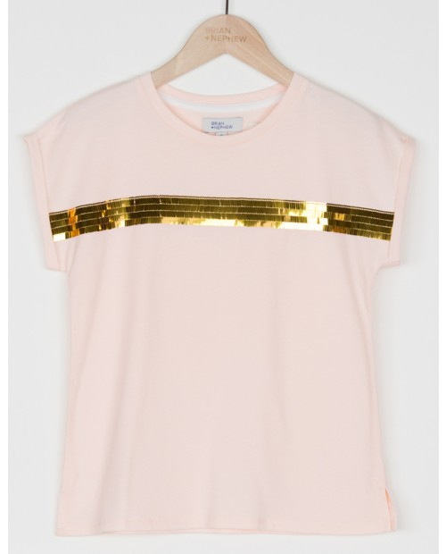 T-shirt Ollie Sepia Rose