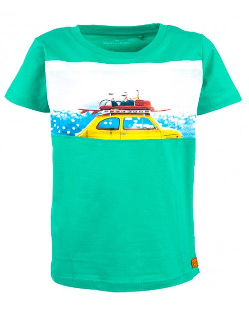 T-shirt Russell - Beachy