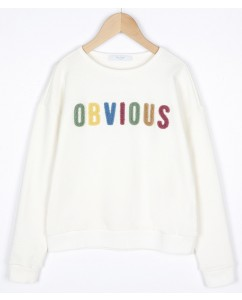 Sweater Obvious