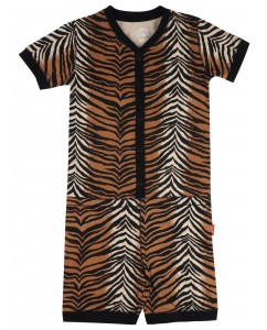 Playsuit tiger