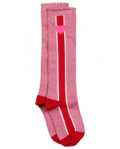 Kniekousen Steffie Knee High Candy Pink