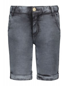 Short boys sweat denim blue