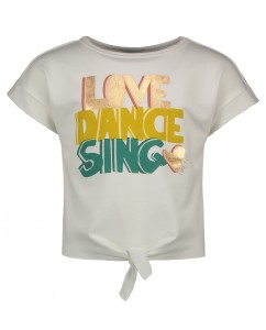 T-shirt love dance sing