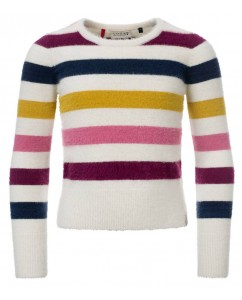 Trui knitted stripe