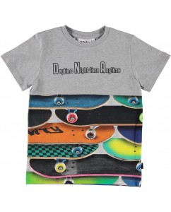 T-shirt Rai - Skateboards
