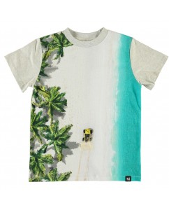 T-shirt Road Beach Buggy