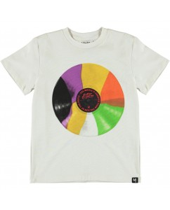 T-shirt Roxo Coloured Record