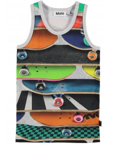 Tanktop Jim - Skateboards
