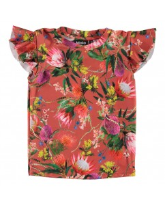 UV shirt Australian Flowers