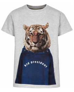 T-shirt Ove Tiger Kid President