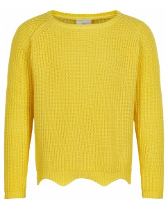 Trui Knit Yellow