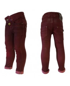 Broek Player Tomato Rood