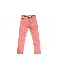 Broek Five Old Rose