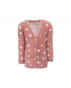 Cardigan Margret Old Rose