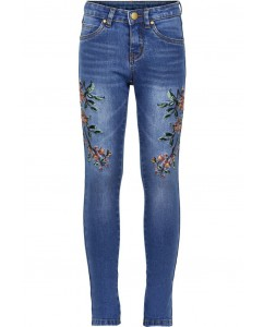 Broek Agnes Embroidery Jegging