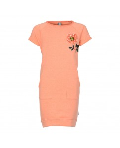 Dress Peach Flower