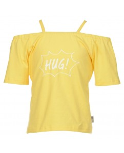 Top Yellow Hug
