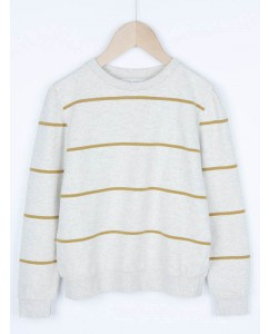 Sweater Nikki Stripe Mustard