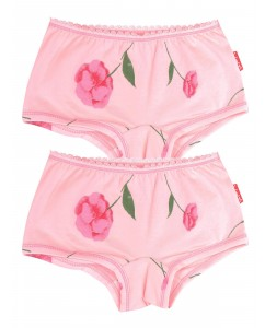 2-pack pink flower