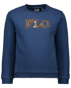 Sweater FLO Blue