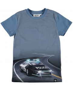 T-shirt Raven Selfdriving Police