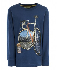 Longsleeve Tougher Road Bike