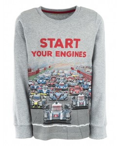 Longsleeve Tougher Start Your Engines