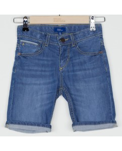 Bermuda Oscar Blue Denim