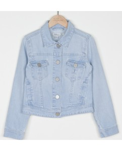 Denim jas Myle Bleach Wash