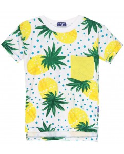 T-shirt pineapple dots