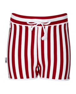 Short red stripe