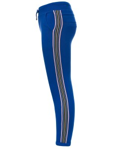 Blue Interlock pants