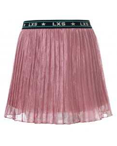 Fancy plissee skirt roze