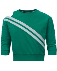 Sweater Groen Stripe