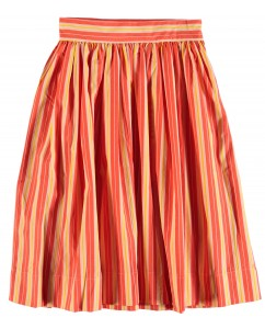 Rok Coral Sunrise Stripe