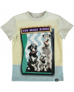 T-shirt Fun House Dogs