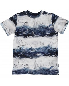 T-shirt Sailor Stripe