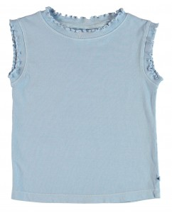 Top Rozlynn sky blue