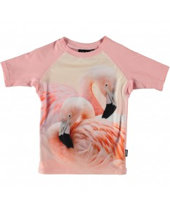 UV-shirt Flamingo Dream
