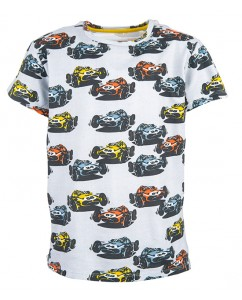 T-shirt Oscar - Comic Cars
